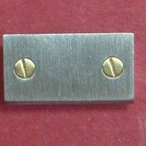 Cartier Santos Glied Link Gehäuseanschlussglied 12mm Stahl mit...