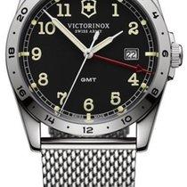 Victorinox Swiss Army Classic Infantry GMT Herrenuhr 241649