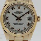 Rolex Datejust Medium 18K Everose