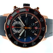 IWC Aquatimer Chrono Automatic 18K Solid Rose Gold
