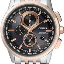 Citizen Elegant Eco Drive Funk Herrenchronograph AT8116-65E