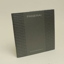 Panerai Booklet for Luminor
