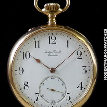 Andres Rossello Montevideo Pocket Watch 18k Keyless