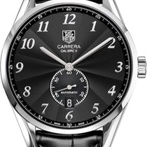 TAG Heuer Carrera Calibre 6 Heritage Automatic 39 WAS2110.FC6180