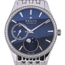 Zenith Elite 33 Automatic Moon Phase