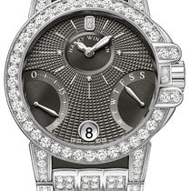 Harry Winston Ocean Lady Biretrograde 36mm oceabi36ww045