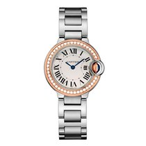 Cartier Ballon Bleu Quartz Ladies Watch Ref WE902079