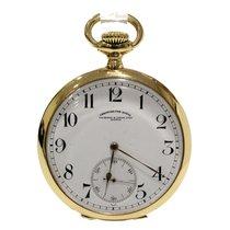 Vacheron Constantin Vintage Pocket Watch Gold 18kt 58mm