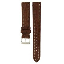Breitling Brown Crocodile Leather Strap 15mm/14mm