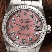 ロレックス (Rolex) 31mm Datejust Pink Mop Mother Of Pearl Dial With...