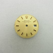 Rolex Lady Oyster Perpetual Date Gold Zifferblatt Dial Ref....
