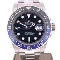 """ロレックス (Rolex) GMT-Master II Ref.116710 BLNR """"Batman"""""""