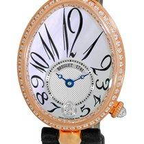 "Breguet Diamond ""Reine de Naples 8918"" Strapwatch."