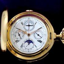 Jaeger-LeCoultre Grande Complication pocket-watch 18-carat...