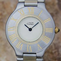 Cartier Must de Cartier 21 Mens 31mm Swiss Made Luxury Dress...