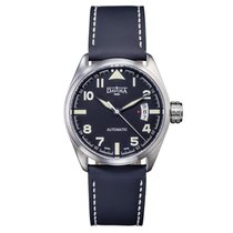 Davosa Swiss Military 16151154 Analog Men WristWatch Black...