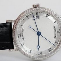 Breguet Classique 9068 Black Strap Data Diamonds 9068BB12976DD00