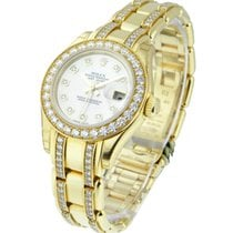 Rolex Unworn 80298 Ladys Masterpiece in Yellow Gold with...
