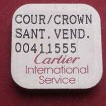 Cartier Krone 00411555, achteckig, Techn. Ref.: 0173, 0174,