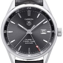 TAG Heuer Carrera Calibre 7 Twin-Time Automatik 41mm