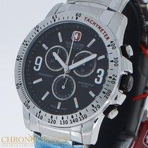 Swiss Military HANOWA CHRONOGRAPH 06-5267.04.007 Box&Papiere
