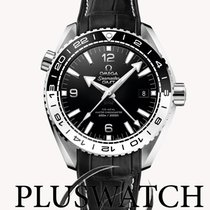 Omega Seamaster Planet  Ocean 600M  Co-Axial Chronometer GMT