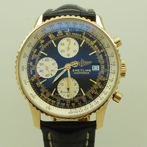 Breitling 18K Old Navitimer Automatic Chronograph Ref K13322