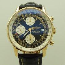 ブライトリング (Breitling) 18K Old Navitimer Automatic Chronograph...