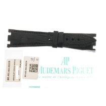 Audemars Piguet Black Alligator Strap Royal Oak 21/16