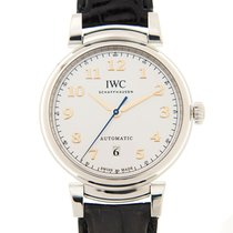 IWC Da Vinci Stainless Steel Silver Automatic IW356601