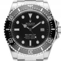 Rolex Sea-Dweller Stahl Keramik Automatik 40mm Ref.116600...