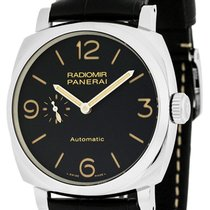 Panerai Radiomir 1940 3 Days Acciaio 45mm Automatic Men Watch...