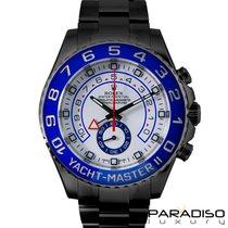 Rolex Yacht-Master II 116680 BLACK VENOM LIMITED EDITION /35...