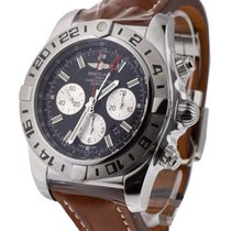 Breitling AB0413B9-BD17-443X Chronomat GMT Automatic in Steel...
