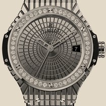 Hublot Big Bang Caviar Steel Diamonds