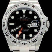 Rolex Explorer II  216570 Stainless Steel Black Dial 42mm...