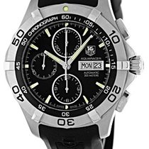 "TAG Heuer ""Aquaracer 2000"" Chronograph Strapwatch."