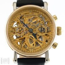 Chronoswiss Uhr Kairos Skelett Gold Limited Edition Chronograp...