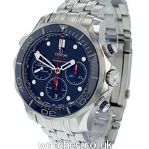 Omega Seamaster Professional Chronograph Co Axial