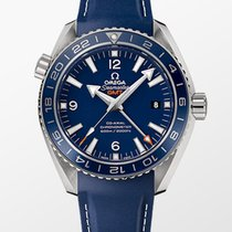Omega Planet Ocean 600 M Omega Co-Axial Gmt  43.5 mm