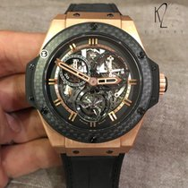 Hublot King Power Gold Minute Repeater Chrono Tourbillon