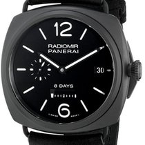 Panerai Officine Panerai Radiomir 8 Days Ceramic