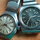 Zenith two diver vintage defy