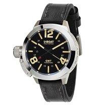 U-Boat CLASSICO GMT 45 BK