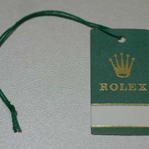 Rolex vintage paper tag 6263/6265 and others vintage models