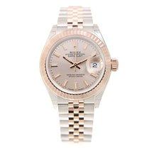 勞力士 (Rolex) Lady Datejust 18k Rose Gold And Steel Pink...