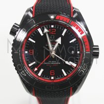 Omega Seamaster Planet Ocean 600m Chrono Gmt 45,5 mm Deep...