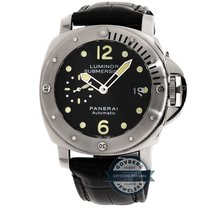 パネライ (Panerai) Luminor Submersible PAM 24