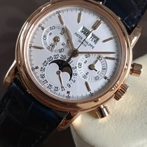 Patek Philippe Perpetual Calendar Chronograph Moonphase Ref...