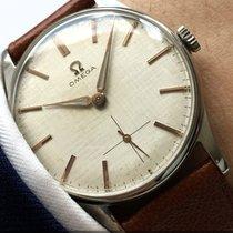 Omega Wonderful Omega Ladies Damen Linen dial vintage